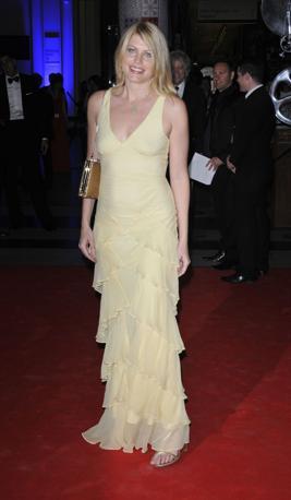 L'attrice statunitense Meredith Ostrum  (Lapresse)