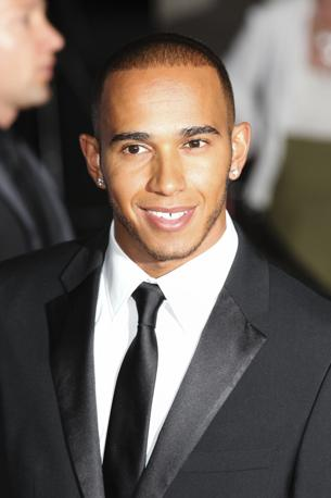 Il pilota di Formula 1 Lewis Hamilton  (Lfi)