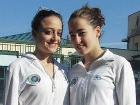 Carlotta Ferlito ed Elisabetta Preziosa: sono due le protagoniste del reality in gara alle Olimpiadi di Londra