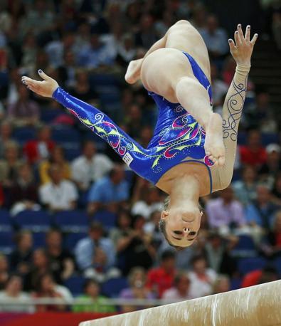 L'italina Carlotta Ferlito si è classificata ventunesima (Reuters)