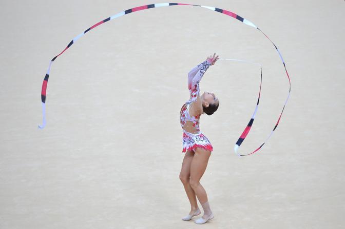 La bulgara Silviya Miteva  (Afp)