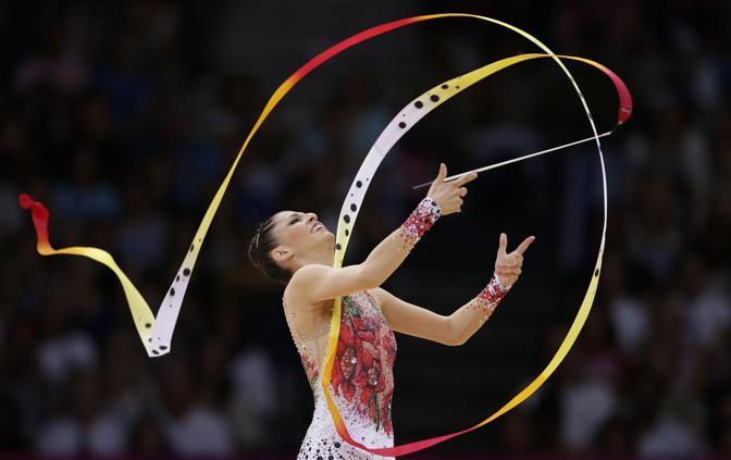 La spagnola Carolina Rodriguez  (Ap)