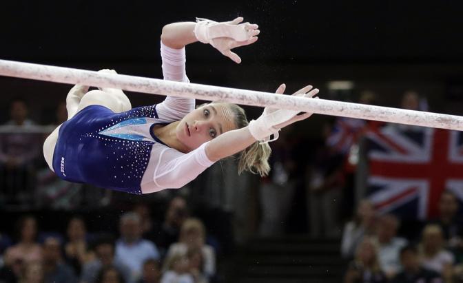 La russa Komova (Ap/Jacobson)