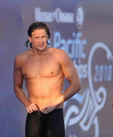 Ryan Lochte (Afp/ Beck)