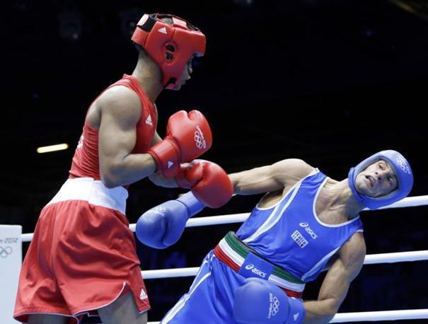 Nel secondo round Roniel Iglesias Sotolongo prende il largo (Ap/Semansky)