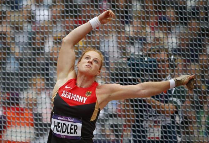 Betty Heidler (Reuters)