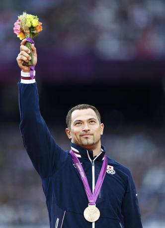 Anche se un po' invecchiato e con qualche capello bianco, il giapponese è sempre uno degli atleti più affascinanti in gara (Reuters/ Keogh)