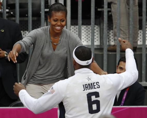 Con LeBron James (Reuters/MacGregor)