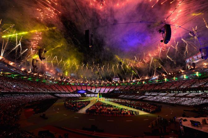 1.Gran Bretagna: Olimpiade promossa e fattore casa sfruttato al massimo: 65 medaglie (Leo Mason/Usa Today Sports)