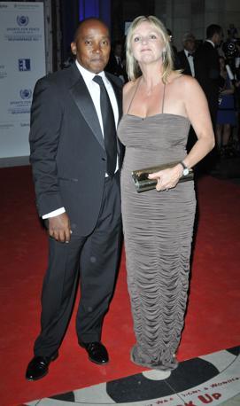 Anthony e Linda Hamilton (LaPresse)