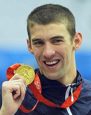 Pechino, ancora un oro per Phelps (Epa)