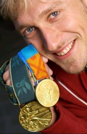 Venio Losert è il portiere e capitano della nazionale croata di pallamano: classe '76, ha vinto due volte l'oro olimpico (ad Atlanta 1996 e ad Atene 2004) (da Facebook)