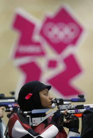 Ora rimangono solo due Paesi, Arabia Saudita e Brunei, a non aver avuto mai avuto rappresentanti donne a competizioni olimpiche (Reuters/Keogh)
