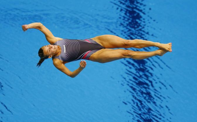 Tania Cagnotto (Reuters)