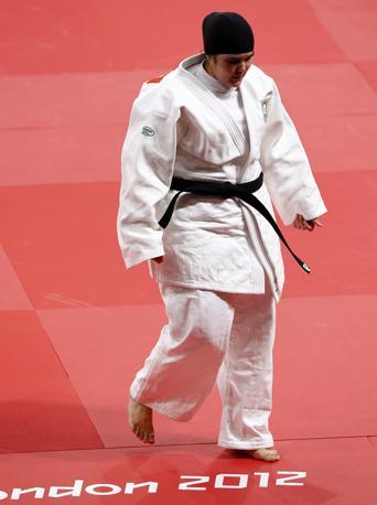 L'uscita dal tatami (Reuters/Staples)