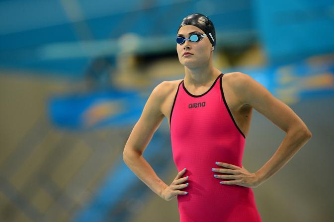 La nuotatrice ungherese si è qualificata per la finale al quinto posto (Afp/Bureau)