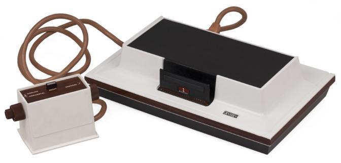 La Magnavox Odyssey è stata la prima console ed è uscita nel 1972