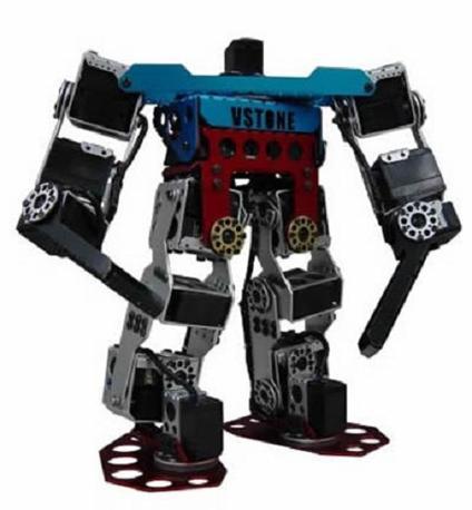 Robovie-M è il nonno di Robovie X. E'stato il primo robot umanoide utilizzato dal 2004 nei laboratorio IAS Lab. Era prodotto in Giappone da VStone