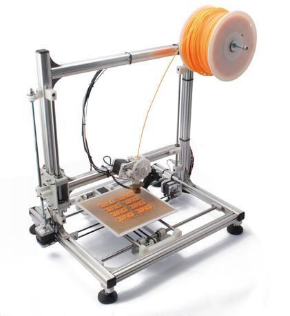 3Drag: 720 euro + IVA in KIT - 3Drag è una bella interpretazione del progetto RepRap: spinge le prestazioni di stampa a livelli di precisione e velocità ragguardevoli, pur mantenendo un prezzo aggressivo. Senza sorprese, per chi vuole stampare in 3D da mattina a sera.