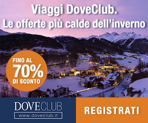 Viaggi DOVE Club - Le offerte piu' calde dell'inverno