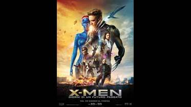 Regia: Bryan Singer con Hugh Jackman, Michael Fassbender
