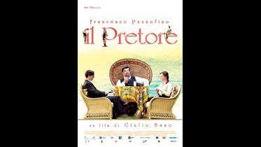 Regia: Giulio Base con Francesco Pannofino, Sarah Maestri