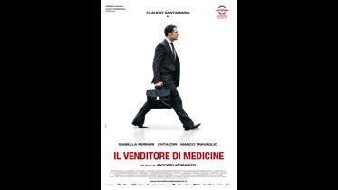 Regia: Antonio Morabito con Claudio Santamaria, Isabella Ferrari