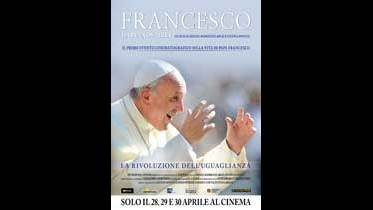 Regia: Miguel Rodriguez Arias con Papa Francesco