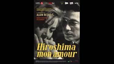Regia: Alain Resnais con Emmanuelle Riva, Eiji Okada