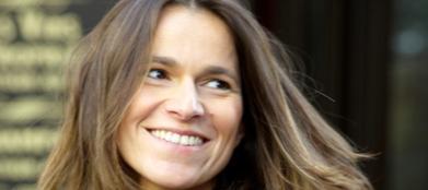 Il ministro  della Cultura francese, Aurélie Filippetti