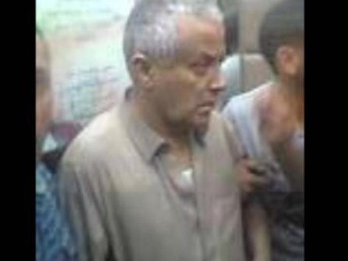 L'immagine del rapimento pubblicata da Al Arabiya
