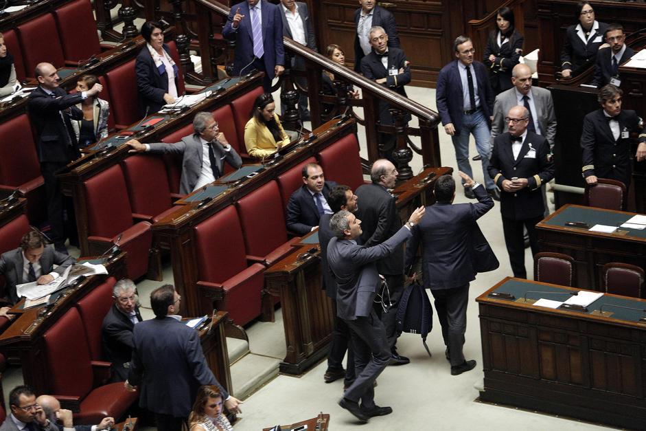 Finanziamento ai partiti bagarre in aula for Camera dei deputati commissioni