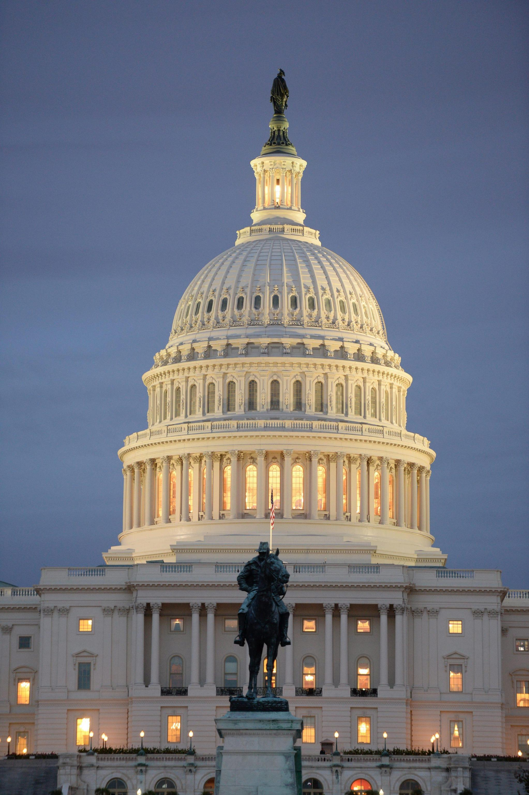 Capitol Hill (Epa)