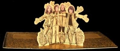"L'importanza delle cover: la copertina con pop up in cartoncino dell'album ""Stand Up"" dei Jethro Tull, 1969 (vinylhistory.com)"