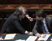Brunetta e Franceschini (Ansa)