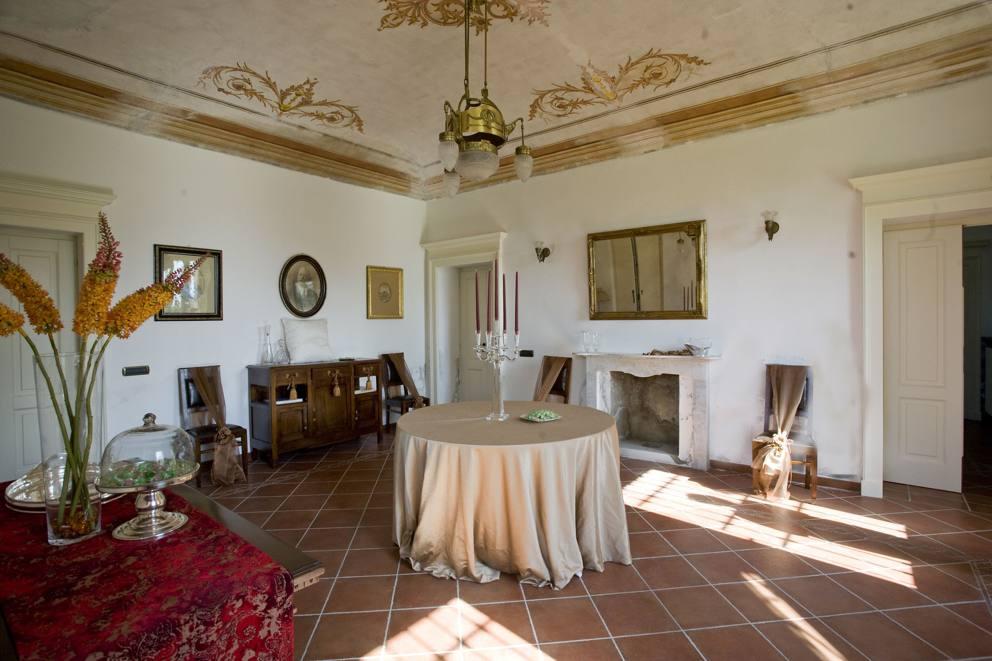 Villa Morto Lorenzo De Medici