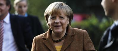 Angela Merkel (Afp)