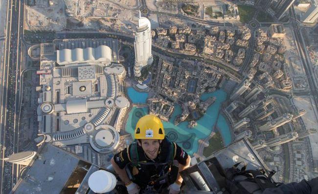 Dubai grosjean scala il grattacielo pi alto del mondo - Dubai grattacielo piu alto ...