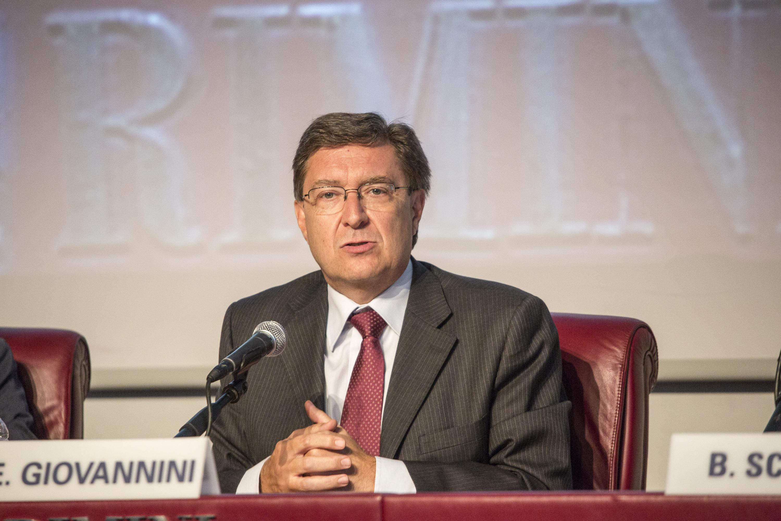 Enrico Giovannini (Ansa)