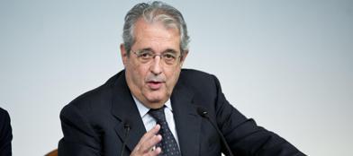 Il ministro del Tesoro Fabrizio Saccomanni