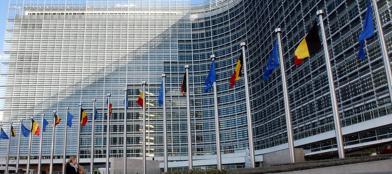 Il palazzo Berlaymont, sede della Ue a Bruxelles (Ap)