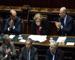 Caso Ligresti, la mimica dei ministro Cancellieri in Parlamento