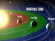 La zona abitabile intorno a una stella come il Sole (Petigura/UC Berkeley, Howard/UH-Manoa, Marcy/UC Berkeley)