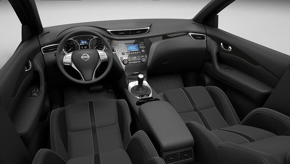 La nuova generazione della Nissan Qashqai: è stata svelata a Londra