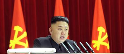 Kim Jong-un (Ap/Kcna)