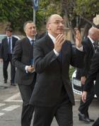 Il premier Enrico Letta (Ap)