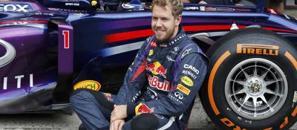 F1: vince Vettel, terza la Ferrari di Alonso