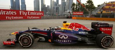 Red Bull Rb9: l'auto perfetta, il foglio bianco e il migliore