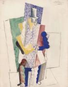 L'homme au Gibus di Picasso