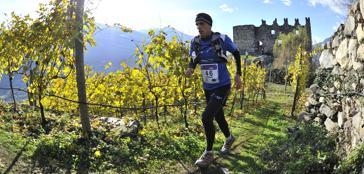 Plinio Vanini alla Valtellina Wine Trail 2013
